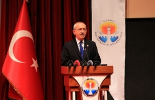 """CHP Genel Başkanı Kılıçdaroğlu: """"Ahlaklı..."""