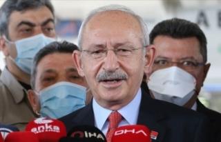 CHP Genel Başkanı Kılıçdaroğlu: Antalya Büyükşehir...