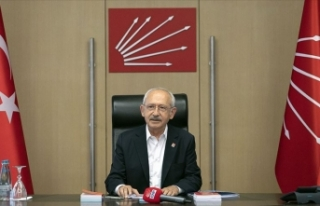 """Kılıçdaroğlu, Müyesser Yıldız'a """"geçmiş..."""