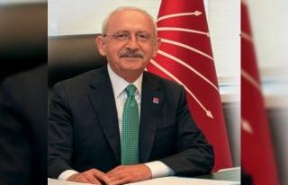 CHP Genel Başkanı Kılıçdaroğlu'ndan Davutoğlu'na...
