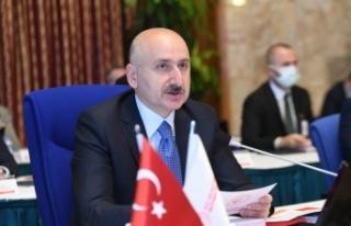 """""""Çin-Türkiye arasındaki 12 günlük seyir..."""