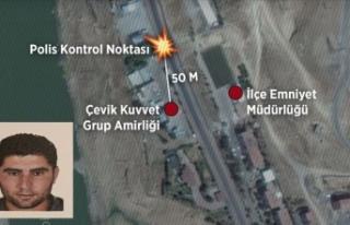 Cizre'deki saldırının planlayıcısı terörist...