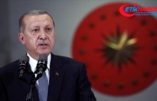 Cumhurbaşkanı Erdoğan: Önümüzdeki dönem içinde...