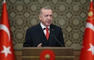 Cumhurbaşkanı Erdoğan: AB'nin stratejik körlükten...