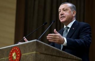 """Cumhurbaşkanı Erdoğan: """"Kara boru hattını tamamladık"""""""