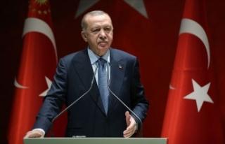 Cumhurbaşkanı Erdoğan: Ülkemizi tabii afetlere...