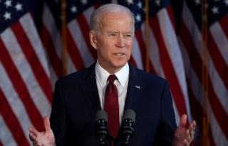"""Demokrat başkan adayı Joe Biden: """"300 delegeye..."""