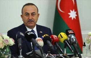 Dışişleri Bakanı Çavuşoğlu: Ateşkesi yine...