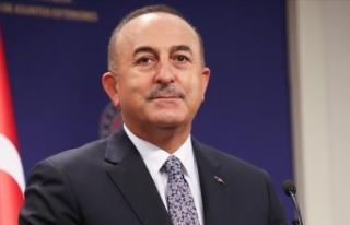 Dışişleri Bakanı Çavuşoğlu: Kovid-19 süreci...