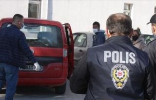 Edirne'de Kovid-19 tespit edilen kişi Nüfus...