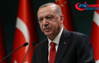 Erdoğan: Hafta sonları 10.00 ile 20.00 saatleri...