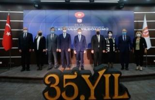 Erdoğan: Türkiye, terörle mücadele operasyonlarını...