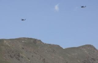 Ermenistan askerleri Gubadlı yönünde mevzilerini...