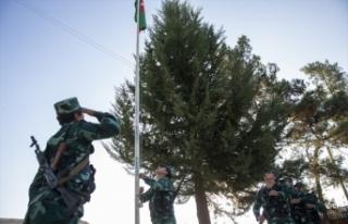 Ermenistan işgalinden kurtarılan Azerbaycan'ın...