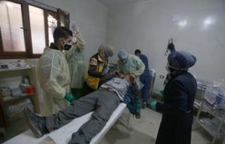 Esed rejiminin İdlib'e saldırılarında 7 sivil...