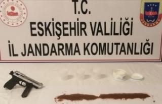 Eskişehir'de kaliforniyum maddesi ele geçirildi