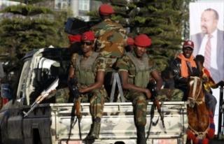 Etiyopya ordusu yaklaşık 550 isyancıyı öldürdü