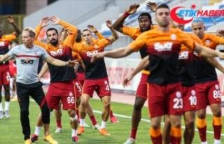 Galatasaray'ın Sivasspor maçı kadrosu belli...
