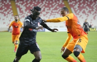 Galatasaray Sivasspor'u 2-1 mağlup etti