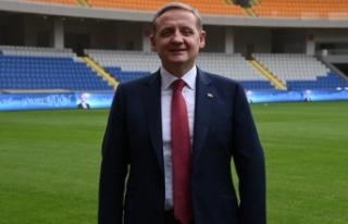 Göksel Gümüşdağ: 'Türkiye ve Başakşehir...