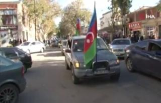 Gürcistan'da Şuşa'nın Ermenistan işgalinden...