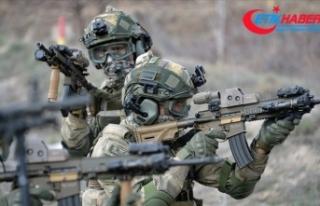 Güvenlik güçleri terör örgütü YPG/PKK'ya...
