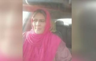 Hafter'i eleştiren Libyalı kadın avukat, Bingazi'de...