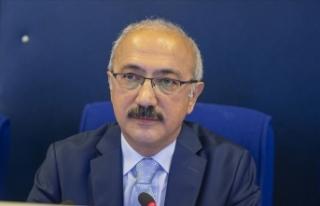 Hazine ve Maliye Bakanı Elvan: Cumhurbaşkanı'mızın...