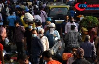 Hindistan'dan Kovid-19'dan 480 kişi hayatını...