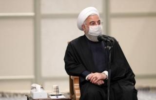 """Ruhani: """"Biden'ın gelişinden değil ama Trump'ın..."""