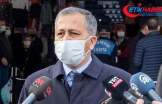 İstanbul Valisi Yerlikaya: Artık 'maske tak'...
