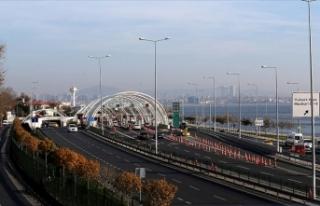 İstanbul'da Formula 1 nedeniyle bazı yollar...