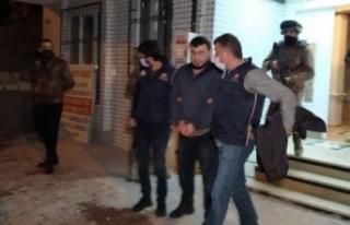 İstanbul'da gece yarısı 11 ilçede eş zamanlı...