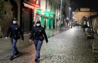 İtalya, salgının yayılmasını önlemek için...