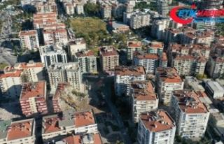 İzmir'deki hasar tespit çalışmalarında sona...