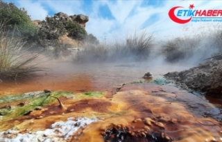 İzmir depremi sonrası bölgedeki jeotermal kaynaklardaki...