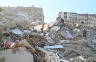 İzmir'deki depremde ölenlerin 112'si 9...