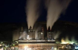 Jeotermal enerji üretim tesislerinin hava emisyonları...