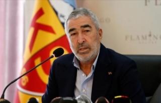 Kayserispor Teknik Direktörü Samet Aybaba: Kayserispor'u...