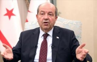 KKTC Cumhurbaşkanı Tatar: Dayatma ile bir çözüm...