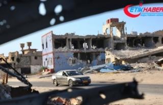 Libya'daki siyasi diyaloğun seyri belirsizliğini...