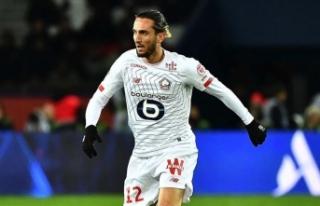 Lille Yusuf Yazıcı'nın 2 gol, 1 asistle oynadığı...