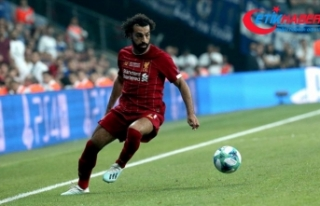 Liverpoollu futbolcu Salah'ın Kovid-19 testi...