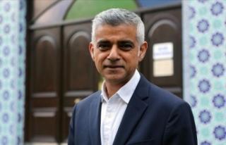 Londra Belediye Başkanı Müslüman olduğu için...