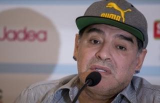 Maradona'nın beyin ameliyatı başarılı geçti