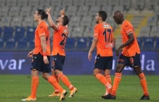 Medipol Başakşehir Avrupa kupalarında 33. maçına...