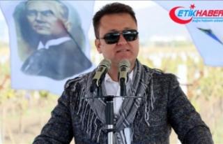Menemen Belediye Başkanı Serdar Aksoy CHP'den...