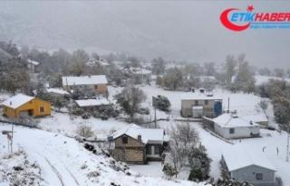 Meteorolojiden sağanak, kar ve don uyarısı