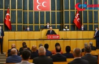 MHP Lideri Bahçeli: Bir şey biliyorsanız konuşun...