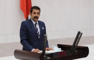 MHP İzmir Milletvekili Kalyoncu'dan sert deprem...